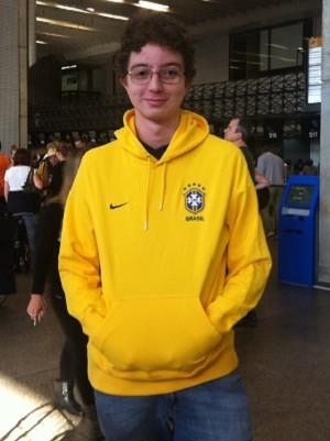 Lucas Galvão já ganhou 15 medalhas em olimpíadas do conhecimento (Foto: Arquivo pessoal/Lucas Galvão)