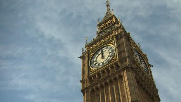 O Big Ben, em Londres (Foto: BBC)