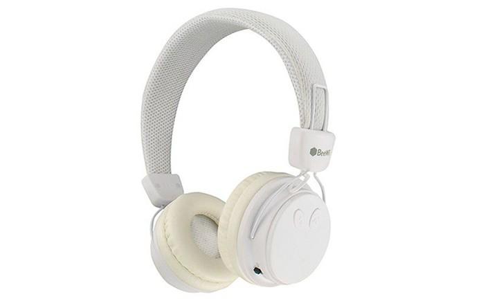Fone de ouvido BeeWi tem design acolchoado e Bluetooth (Foto: Divulgação/BeeWi)