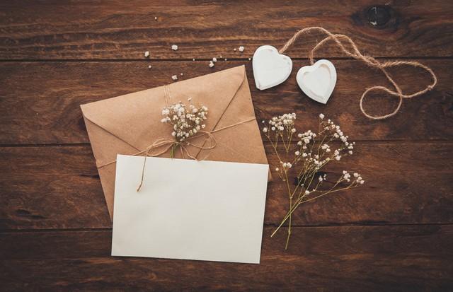 Convites de casamentos para todos! (Foto: Think Stock)