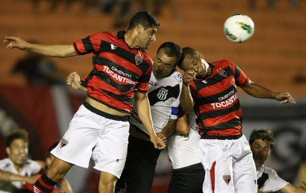 William, atacante do Atlético-GO (Foto: Weimer Carvalho/O Popular)