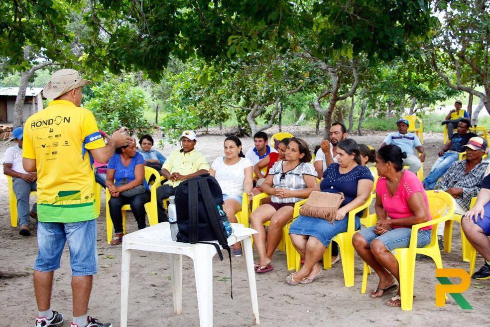 Projeto Rondon oferecerá ações em 15 cidades de Rondônia (Foto: Projeto Rondon/Divulgação)