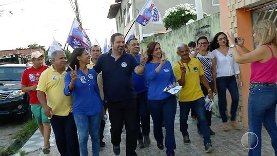 Na Zona Norte, Márcia Maia fala sobre projeto para reforma de praças