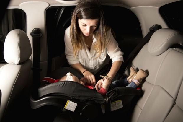 Cadeirinha de Bebê (Foto: Autoesporte)