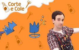 Corte e Cole: Chapéu de Feltro