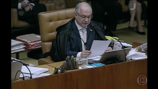 Caberá a Fachin autorizar ações da PF e do MP envolvendo políticos