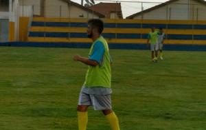 Renan, reforço do Cene (Foto: Marcos Anelo/TV Morena)