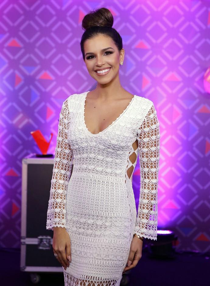 Mariana Rios, empresta essa beleza pra gente? Nunca te pedimos nada (Foto: Artur Meninea/Gshow)