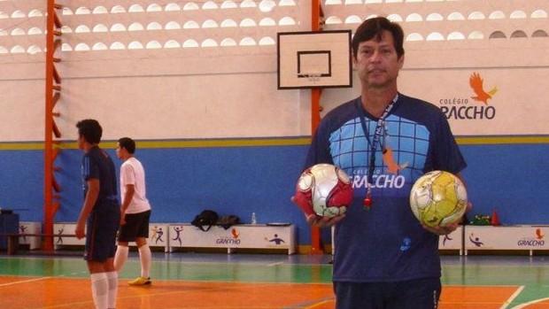 Eurico Souza comanda o colégio Graccho (Foto: Reprodução/Facebook)