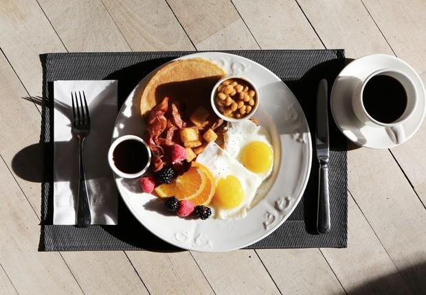 café da manhã, refeição, ovos, alimentação (Foto: Pexels)