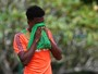 Rithely não treina e ainda é dúvida, mas viaja com Sport para o Rio