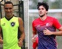 No papel: Botafogo assina renovações com Emerson Silva e com Igor Rabello