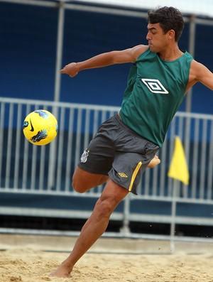 Bruno Malias Santos futebol de areia (Foto: Gaspar Nobrega/Inovafoto)