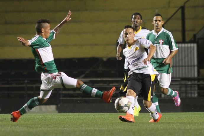 Criciúma Palmeiras Copa do Brasil sub-20 (Foto: Fernando Ribeiro / Criciúma EC)