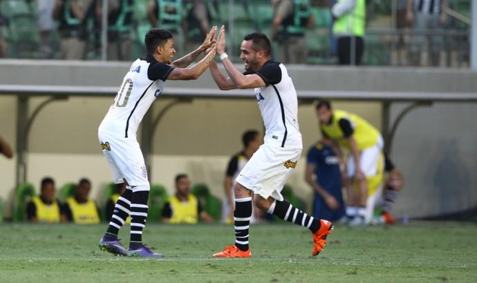 Lucca Renato Augusto Atlético-MG Corinthians (Foto: Flávio Tavares / Hoje em Dia / Agência Estado)