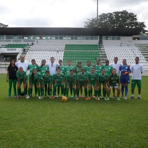 Iranduba disputa o Campeonato Brasileiro de Futebol Feminino (Foto: Divulgação/Iranduba)