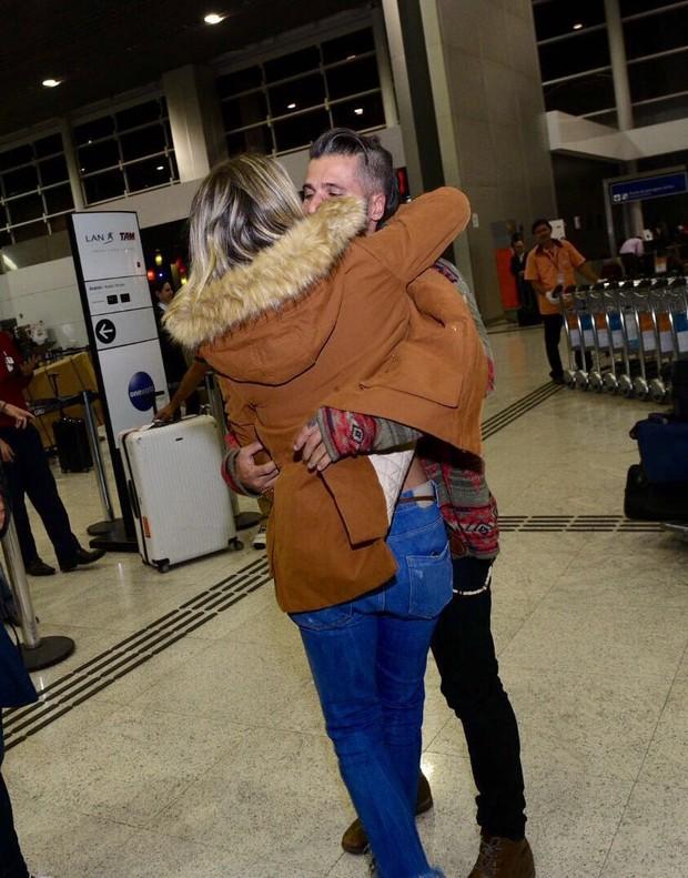 Giovanna Ewbank e Bruno Gagliasso (Foto: Lu Prezia/Brazil News)