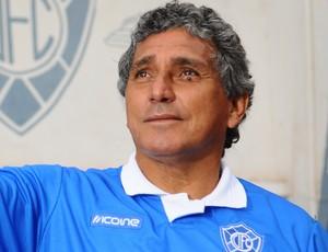 Luis Carlos Sá, técnico do Vitória-ES (Foto: Edson Chagas/A Gazeta)