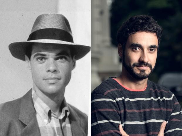 Diogo Vilela e Gabriel Godoy (Foto: CEDOC | Globo/ Ramón Vasconcellos)