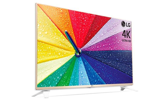 157508ec9 Smart TV LG com tela de 49 polegadas Ultra HD 4K (Foto  Divulgação