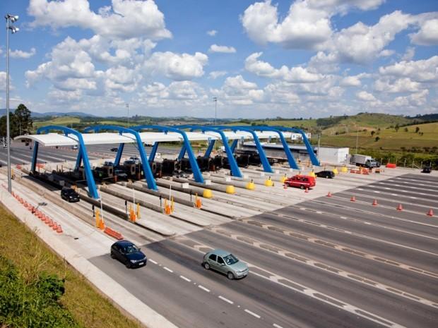 Pedágios nas rodovias da região terão reajuste a partir de 1º de julho (Foto: Divulgação/Rota das Bandeiras)