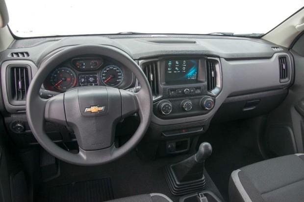 Chevrolet S10 Advantage (Foto: Divulgação)