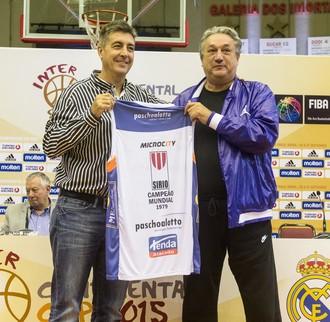 Guerrinha, Cláudio Mortari, Copa Intercontinental (Foto: Caio Casagrande / Bauru Basket)