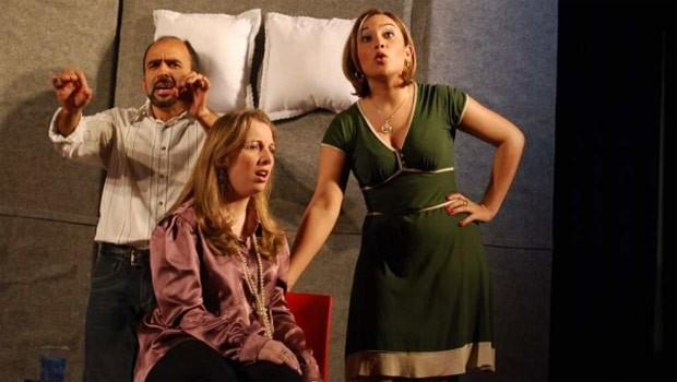 """Quem gosta de teatro vai rir bastante com """"Marido, Matriz e Filial"""" (Foto: Divulgação)"""
