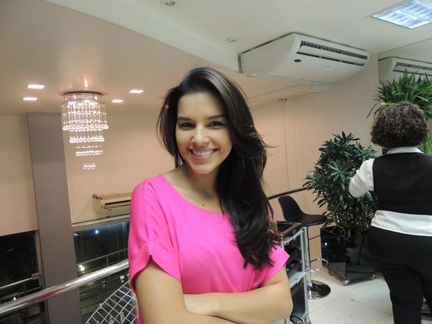 Mariana Rios muda o visual (Foto: Divulgação)