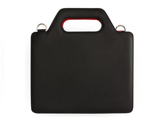 Case  para iPad 4 de couro com alças (Foto: Divulgação/Mundo do iPhone)