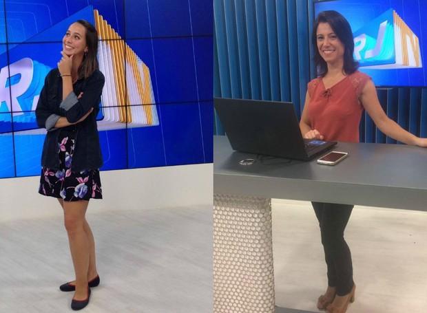 Narayanna Borges e Fernanda Soares (Foto: Vitor Pires/ Gshow)
