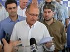 'Não tinha sentido', diz Alckmin após cancelar novos pedágios em SP