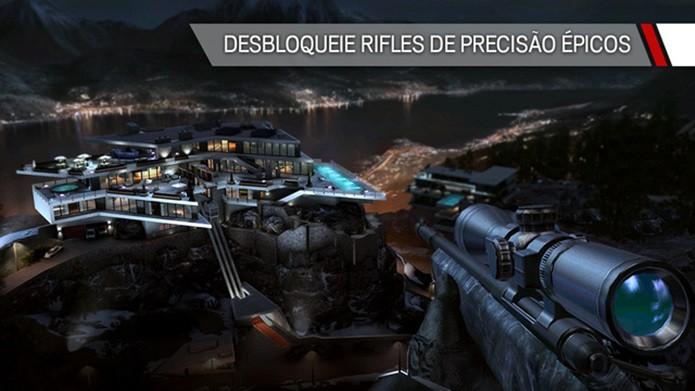 Game de tiro aborda o Agente 47 em missões furtivas (Foto: Divulgação)