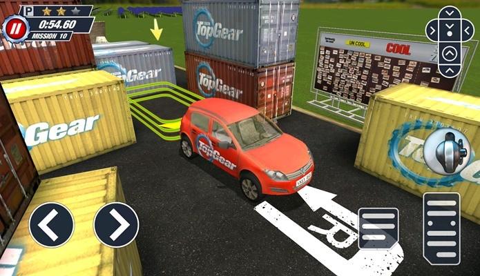 Até Top Gear entrou na onda de jogos de estacionar (Foto: Divulgação)