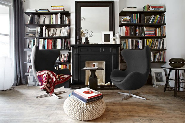 D 233 Cor Do Dia Sala Para Uma Boa Leitura Casa Vogue