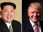 Coreia do Norte vê com bons olhos a candidatura de Donald Trump