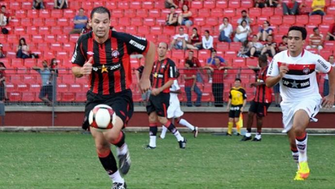 cocito atlético-pr  (Foto: reprodução/site oficial do Atlético-PR)