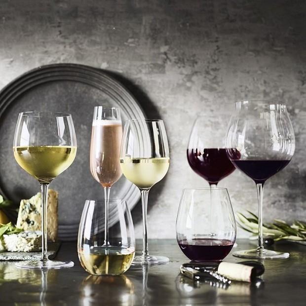 Aprenda a escolher a taça certa para o vinho escolhido (Foto: Divulgação)
