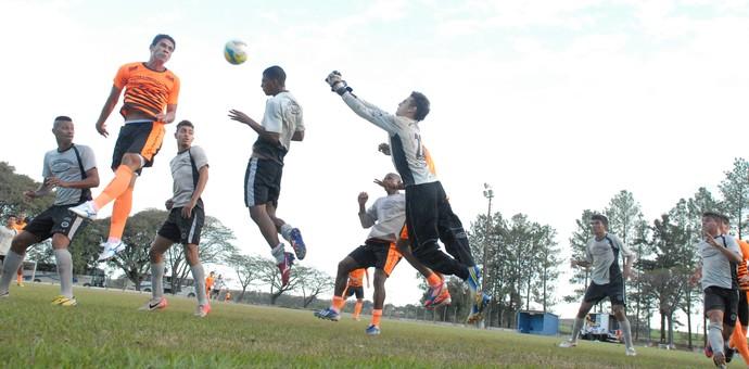 XV de Piracicaba jogo treino (Foto: Divulgação/ XV de Piracicaba)