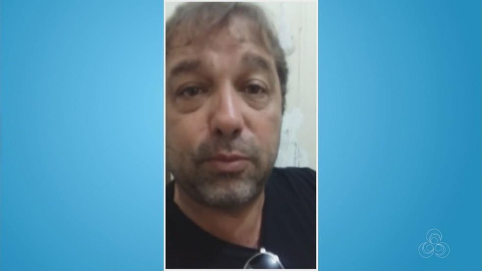 Delegado fez vídeo com comentários ofensivos sobre pessoas com síndrome de down (Foto: Reprodução Rede Amazônica)