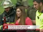 Sobe para 14 número de feridos em atentado no metrô de Santiago
