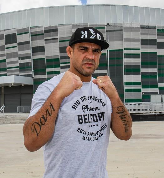 lado b (Divulgação UFC)