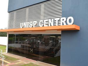 Unidade Integrada de Segurança Pública (Unisp) de Porto Velho (Foto: Hosana Morais/G1)