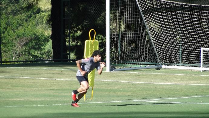 Luan, atacante do Atlético-MG (Foto: Fernando Martins Y Miguel)