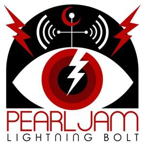 Capa do disco 'Lightning bolt', do Pearl Jam (Foto: Divulgação)