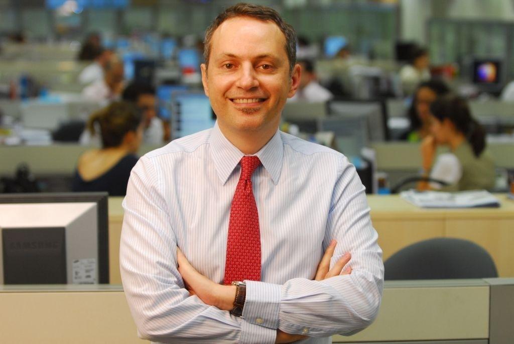 Roberto Schmidt vem ao ES em palestra especial (Foto: Divulgação/ TV Gazeta)