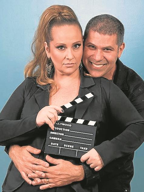 Gottsha vai dividir a cena com Cacau Hygino no espetáculo 'Pop show' (Foto: Jorge Marcílio)