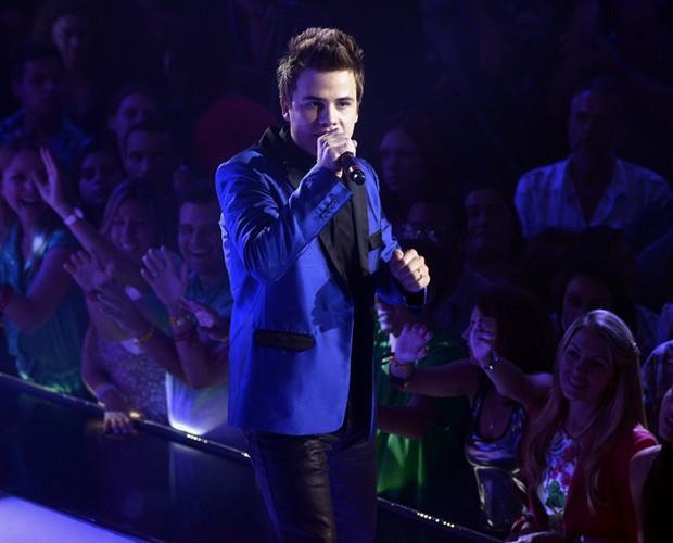Danilo Dyba (Foto: The Voice Brasil / TV Globo)