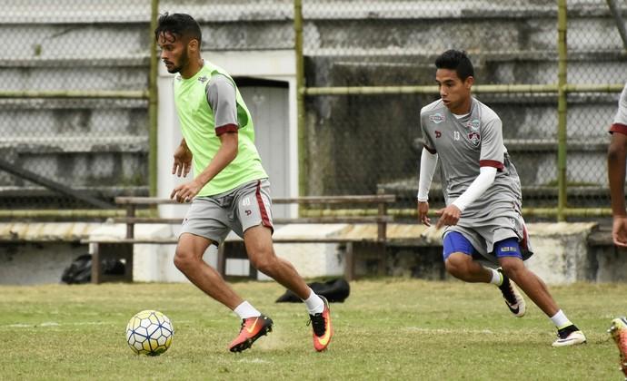 Gustavo Scarpa - Fluminense (Foto: Mailson Santana/Fluminense FC)