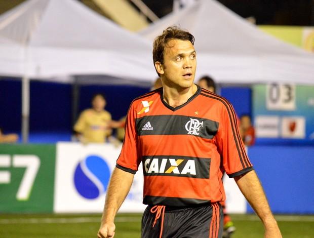 Petkovic Flamengo Fluminense Mundial de Clubes Futebol 7 (Foto: Davi Pereira/Jornal F7.com)